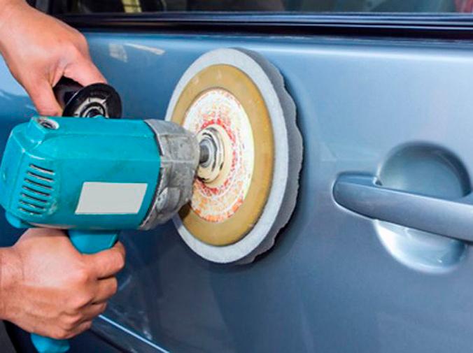 Cómo pulir la carrocería del coche