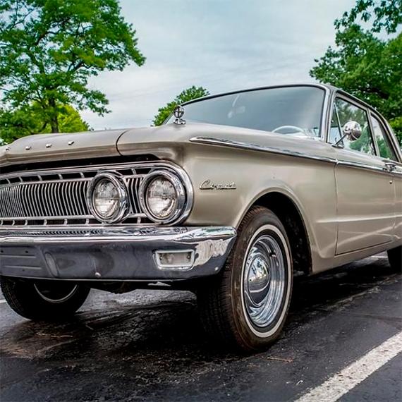 Restaurar tu coche clásico